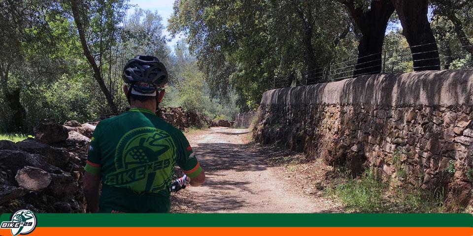 bikex29_ruta_1_la_vertedera_Canaveral_hinojales_dehesas_camino
